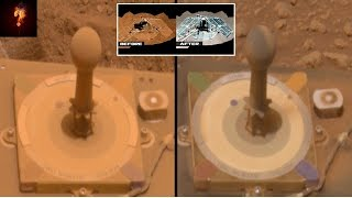 What Keeps Cleaning The Mars Rovers?