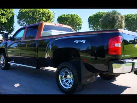 2008 Chevrolet Silverado 3500 Ltz Harley Davidson For In Fort Lauderdale Fl