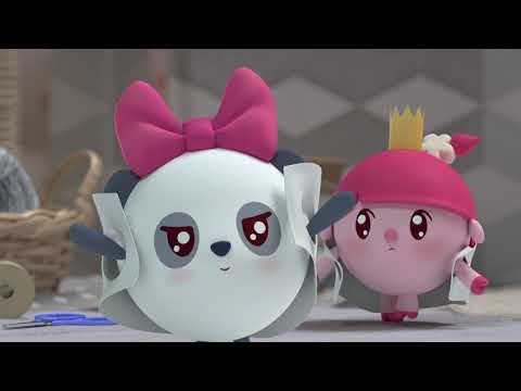 Малышарики - Разбойница (Новая серия 105) Мультики для самых маленьких