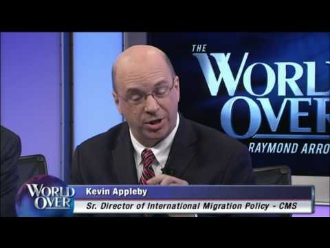 World Over - 2016-09-02 – Catholics and Immigration, Deal Hudson, Kevin Appleby with Raymond Arroyo