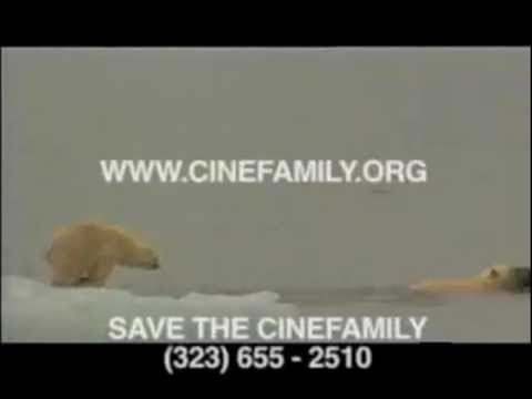 SAVE THE CINEFAMILY