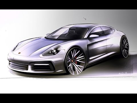 Porsche Designers on the 2016 Panamera