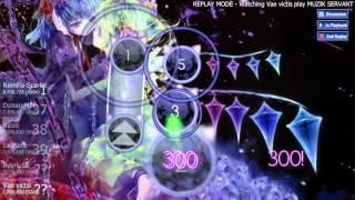 [Osu!] MUZIK SERVANT feat. TAM - Chain of Scarlet Moon - ver.TAM -