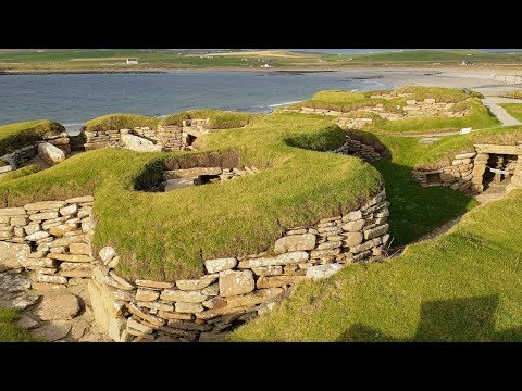 ASMR   Orkney   The Story Of Skara Brae (Quiet Talking)
