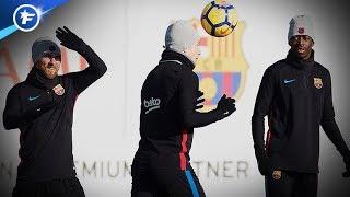 FC Barcelone : la tension monte entre le vestiaire et la direction | Revue de presse