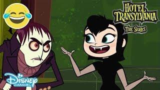 Hotel Transylvania | The Big Secret  - SNEAK PEEK | Official Disney Channel UK