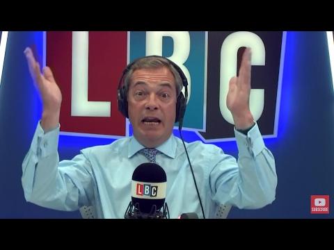 The Nigel Farage Show: Boris Johnson & Trump. Live LBC - 27th April 2017