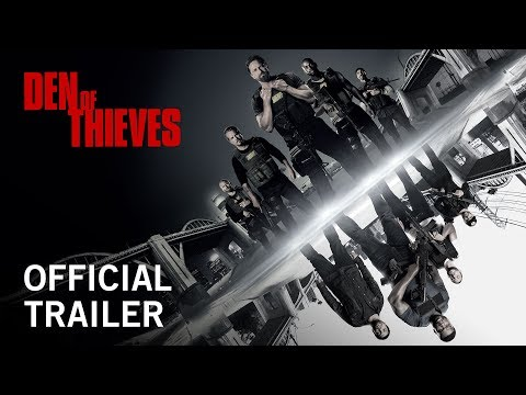 Den of Thieves | Official Trailer | Own It Now on Digital HD, Blu-Ray & DVD Mp3