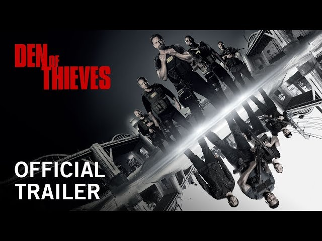 Den of Thieves | Official Trailer | Own It Now on Digital HD, Blu-Ray & DVD