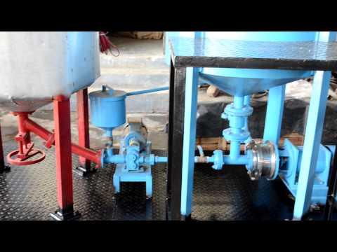 Bitumen Emulsion Plant.MOV