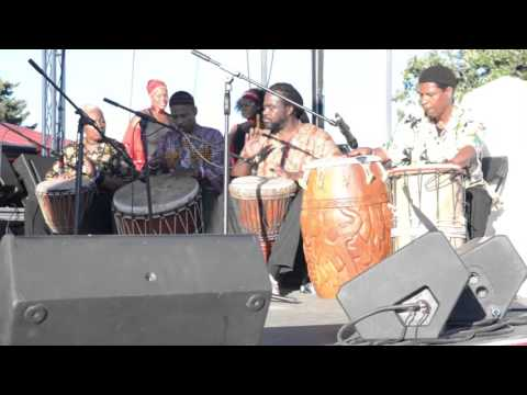 THE SPICE ISLAND PERFORMERS at JerkFest