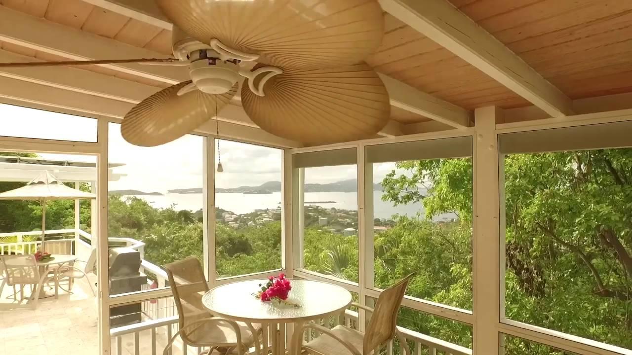 perelandra vacation rental villa - st. john usvi - youtube