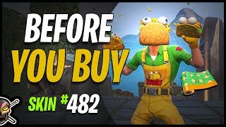 GUACO The Taco Skin in Fortnite! Forever Tuesday Wrap - Before You Buy