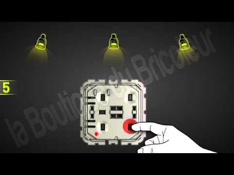 Des Mode Passage Capacitif Avec Du Led Ampoules Variateur En kwZXN8n0OP