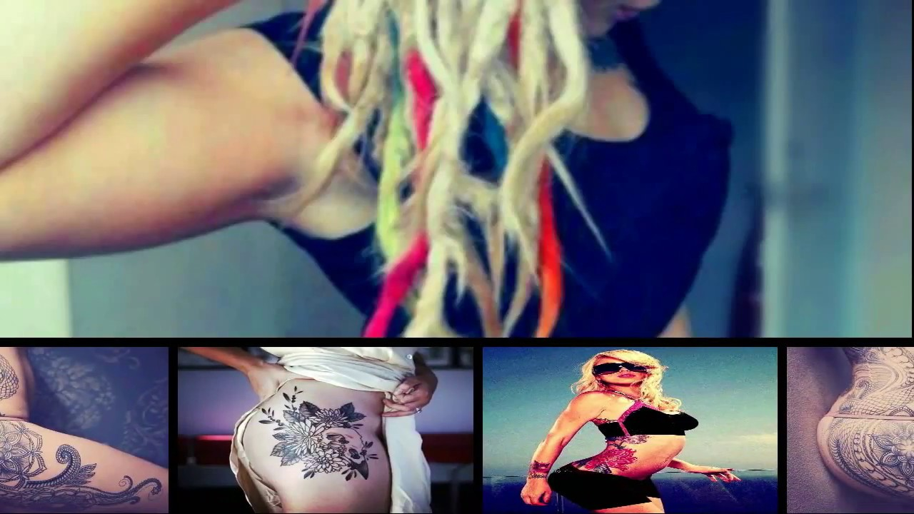 Tatuajes En La Cintura Para Mujeres By Belagoria