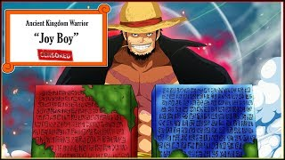 """Do We Already Know Luffy's CONNECTION To """"Joyboy""""? (Void Century) - One Piece Discussion"""