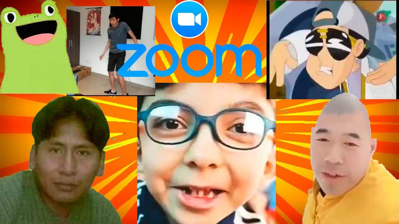 Añañin, nadie te preguntó, xue piao y más en Zoom| Trolleos en Zoom #13| CDER16