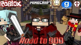 ROAD TO 900, Community stream (Roblox, Minecraft, Etc)