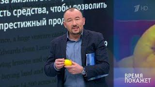 Украина: все оттенки национализма. Время покажет. Выпуск от 19.02.2019