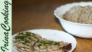 ГРИБНОЙ ПАШТЕТ. Как быстро сделать вкусный паштет из грибов