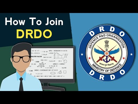 How To Join DRDO - DRDO Recruitment Notification 2019 | Defence Research Jobs Exam - DRDO Jobs 2019