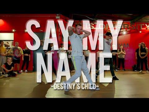 Destiny&39;s Child - Say My Name  Hamilton Evans Choreography
