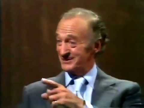DAVID NIVEN's wonderful joke