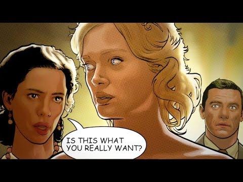 PROFESSOR MARSTON & THE WONDER WOMEN | Comic Trailer