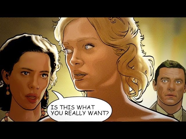 PROFESSOR MARSTON & THE WONDER WOMEN | Comic Trailer