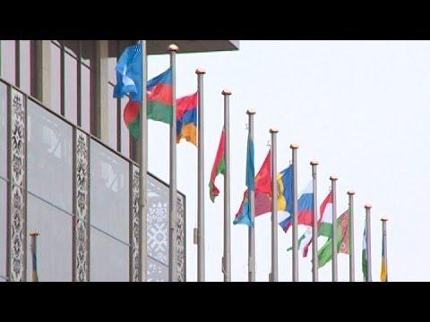 В Минске прошло заседание Высшего Евразийского экономического совета