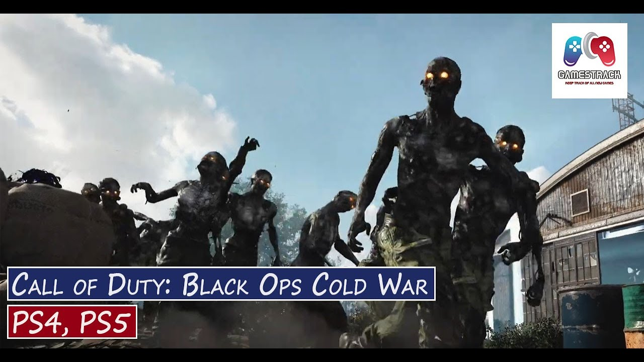 Call Of Duty Black Ops Cold War Zombies Onslaught Ps4 Ps5 Youtube