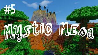 MESA FINALLY - MYSTIC MESA MODDED MINECRAFT (EP.5) thumbnail