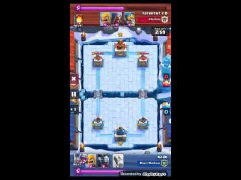 Clash royal gaming #15 (NH situation)