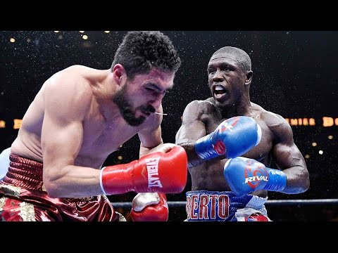FULL FIGHT: Berto vs Lopez - 3/13/15 - PBC on Spike