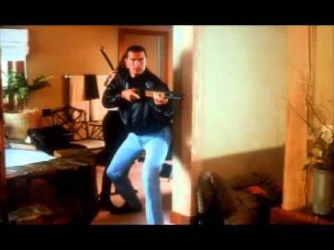 Musique Film - Echec Et Mort 1990 ( Steven Seagal ).participation Diamant Noir poster