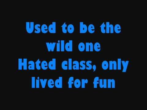 The Runaways - schooldays lyrics on screen