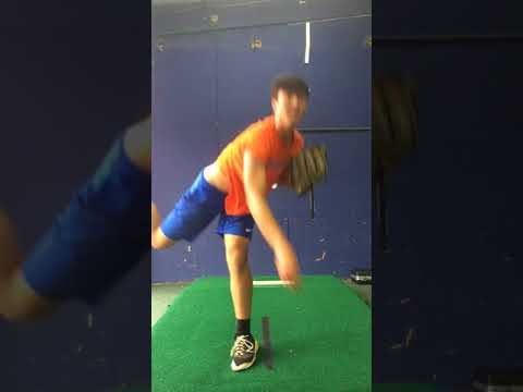 JT Inskeep - RHP - Greenbrier Christian Academy - Class of 2019 - Pitching Video 2