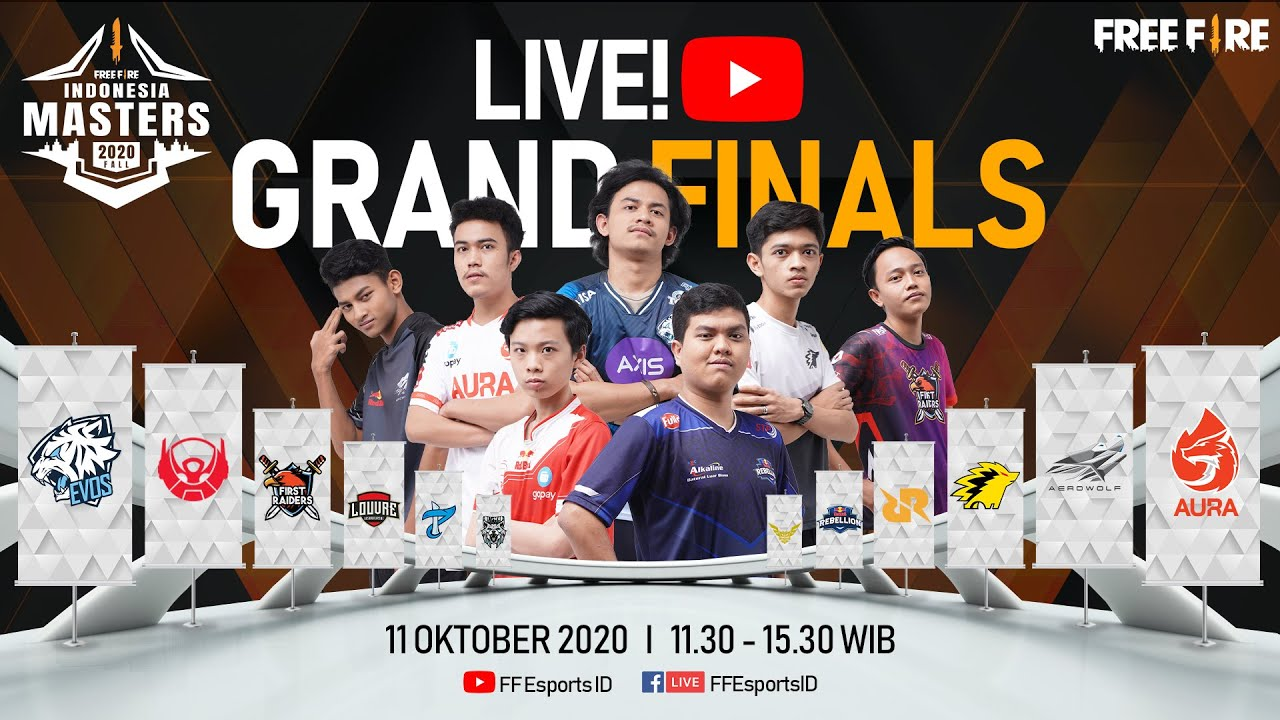 Download [2020] Free Fire Indonesia Masters 2020 Fall | Grand Finals