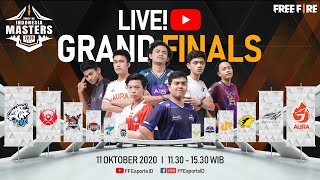 [2020] Free Fire Indonesia Masters 2020 Fall | Grand Finals