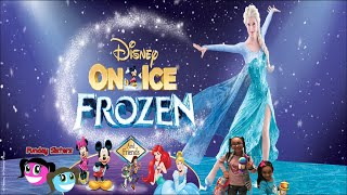 Disney On Ice: Frozen with the Funday Sisters
