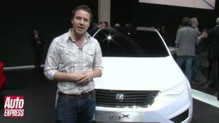 Seat IBX Concept - Geneva Motor Show - Auto Express