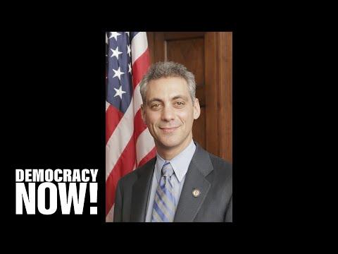 """Mayor 1%"" Rahm Emanuel of Chicago Faces Progressive Challenge in Heated Bid for Re-election"