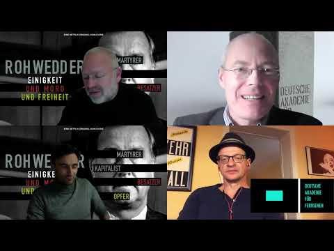 Workshop Talk - A Perfect Crime | DAFF - Deutsche Akademie für Fernsehen e.V. / YouTube