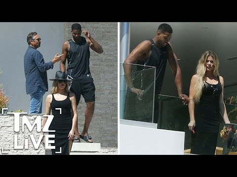 Khloe Kardashian Dating New NBA Star (TMZ Live)
