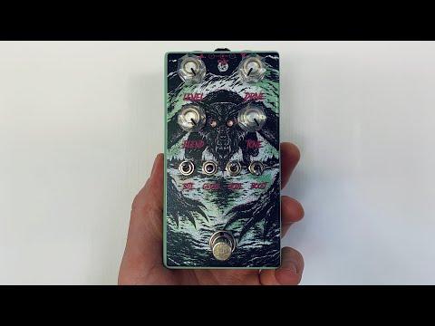 Matthew Kiichichaos Heafy I Trivium I Highwind Amplification Direwolf OD Test
