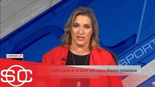 Ramona Shelburne: LeBron James on board with Lakers' moves, also likes Lonzo | SportsCenter | ESPN