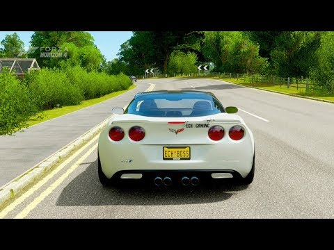 Forza Horizon 4| 920Hp 2009 CORVETTE ZR1 [Drag Build] thumbnail