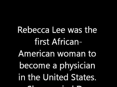 rebecca lee crumpler Rebbcca lee crumpler, first black woman doctor, new england female medical college, boston, dr arthur crumpler, richmond, freedman's bureau, a.