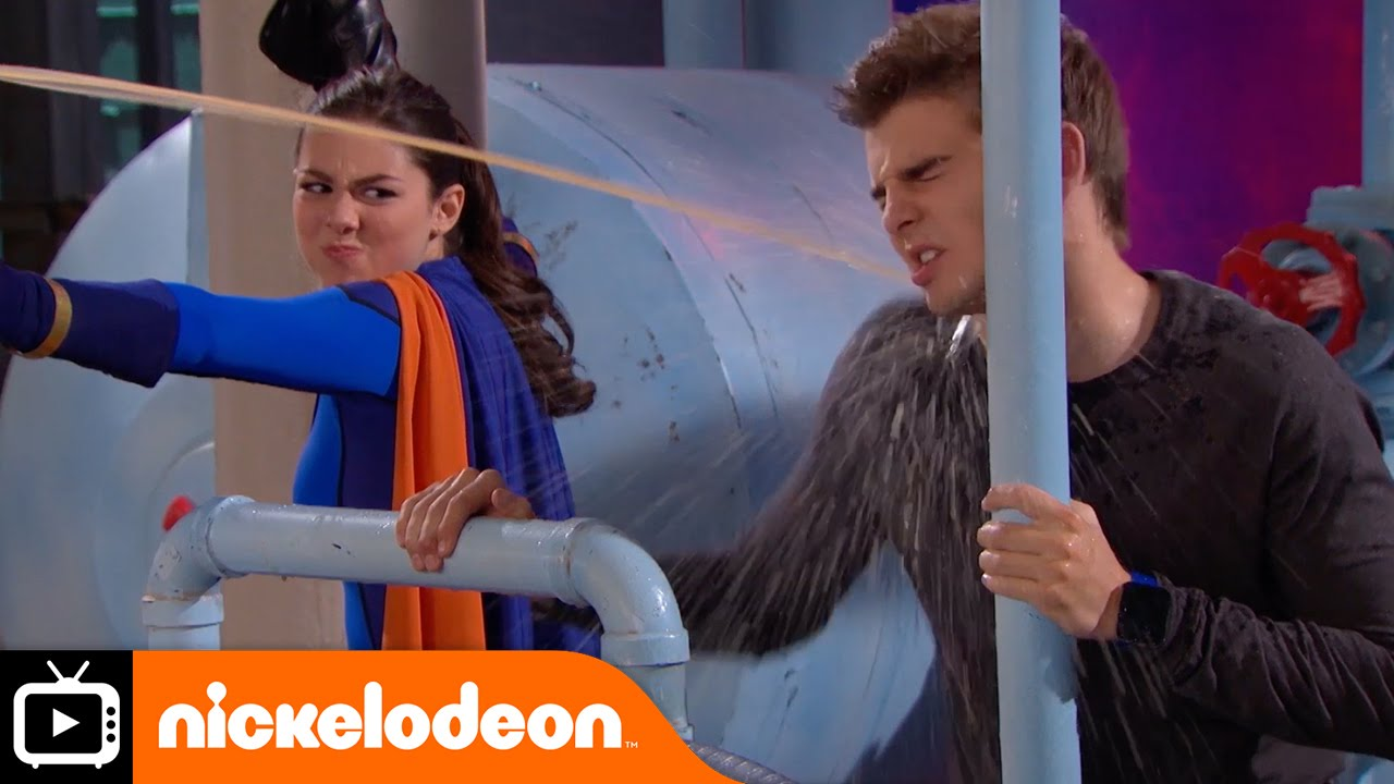 The thundermans phoebe vs max nickelodeon uk youtube