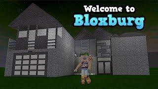 MODERN SPEED BUILD | BLOXBURG | ROBLOX | FAMBAM GAMING